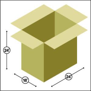 X-Large Box Peace of Mind Self Storage