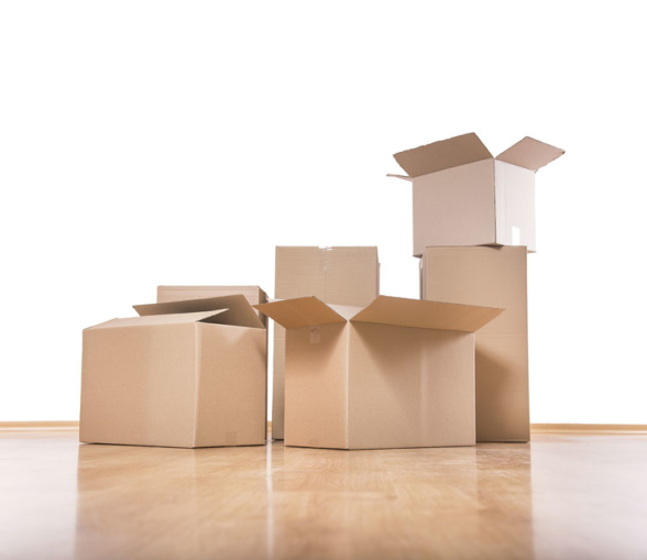 Boxes Peace of Mind Self Storage